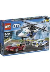 Lego City City Police Inseguimento ad Alta Velocità