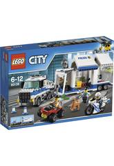 Lego City Centro de Contolo Móvel 60139