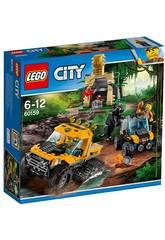 Lego City Explorando La Jungla