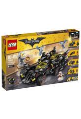 Lego Batman Filme Batmovil Aprimorado 70917