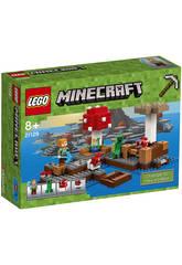 Lego Minecraft Le Biome Champignon