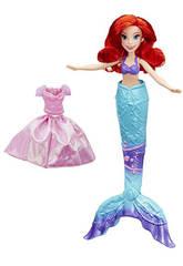 Princesses Disney Ariel Transformation Magique