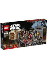 Lego Star Wars L'évasion des Rathtar