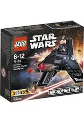 Lego Star Wars Microvaisseau Imperial Shuttle