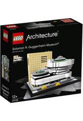 Lego Architecture Museo Solomon R. Guggenheim 21035