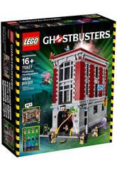Lego Exclusives Le QG des Ghostbusters