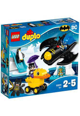 Lego Duplo Aventura en el Batwing 10823