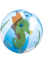 Ballon de Plage 51 cm. Friendly Critter