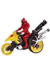 Power Rangers Moto Transformation Dino Super Charge
