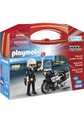 Playmobil Malette Police 5648