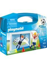 Playmobi Valisette Joueur de Soccer