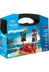 Playmobil Maletín Pirata