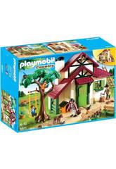 Playmobil Maison Forestière