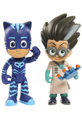 Pyjamasques Pack De 2 Figurines