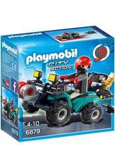 Playmobil Quad del Bandito 6879
