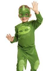 Kostüm-Sortiment verwandeln Sie in PJ Masken Bandai 24600