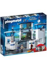 Playmobil Comisaría Policía con Prisión 6919