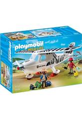 Playmobil Avión Safari 6938