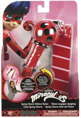 Ladybug Ruban Lucky Charm