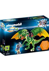 Playmobil Dragón de Kingsland con Alex 9001