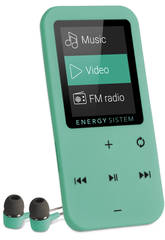Energy MP4 Touch Menta 8GB