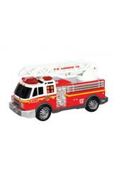 Camião de Bombeiros Rush & Rescue 30 cm.