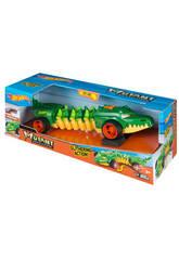 Hot Wheels Mutant Machines Commander Croc
