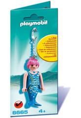 Playmobil Porte-Clès Sirène