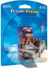 Playmobil Figurine Pirate