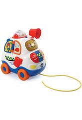 Baby Carro de Patrulha Vtech 501422