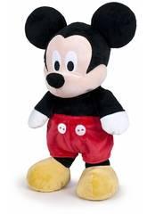 Peluche Refresh Flopsie Mickey e i Superpiloti 25 cm Famosa 760014874