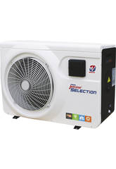 Pompe à chaleur Jetline Selection Inverter 200 Poolstar PC-JETLINE-SV200