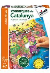 Comarques Catalunya Diset 63664