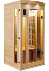 Sauna Infrarouge Apollon - 1 Place Poolstar SN-APOLLON-1