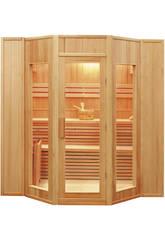 Saune Traditionnel ZEN -8 kW - 5 Places