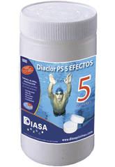 Chlore Diaclor Multiaction PS Effets 1Kg.
