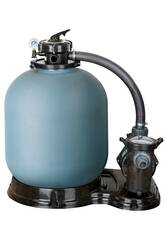 Purificador filtro de Areia 8.000 l/h Gre FS500