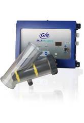 Chlorinateur par électrolyse Gre Salt Optimus pour piscines jusqu'à 60.000 L