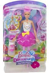 Barbie Dreamtopia Fatina Magiche Bolle DVM95