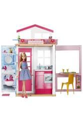 Barbie y su Casa Mattel DVV48