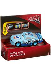 Vehículo Cars 3 Supercoches Mattel DYW10