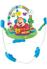 Saltador Fisher Price Activity de Perrito Mattel FBL69
