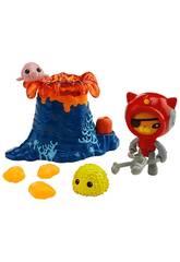 Les Octonauts Kit de Sauvetage Mattel V1384