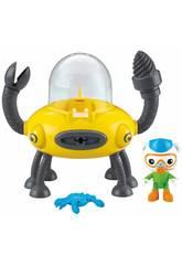 Sommergibile Degli Octonauts Figura Mattel T7017