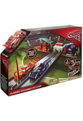 Pistes Histoires Cars 3 Mattel DVT46
