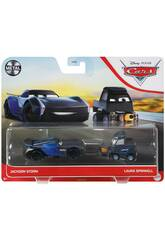 Cars 3 Pack de 2 Voitures Mattel DXV99