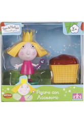 Ben & Holly's Little Kingdom Figura con Accessorio Bizak