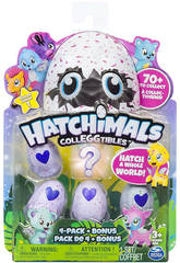 Hatchimals Collezionabili Colleggtible 4 Figure Bizak 6192 1915