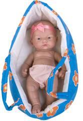 Puppe baby Capazo 25 Cm Guca
