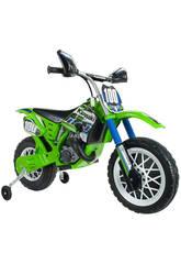 Moto Batterie Kawasaki 6V. Injusa 6775